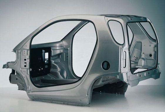karosserie smart 450