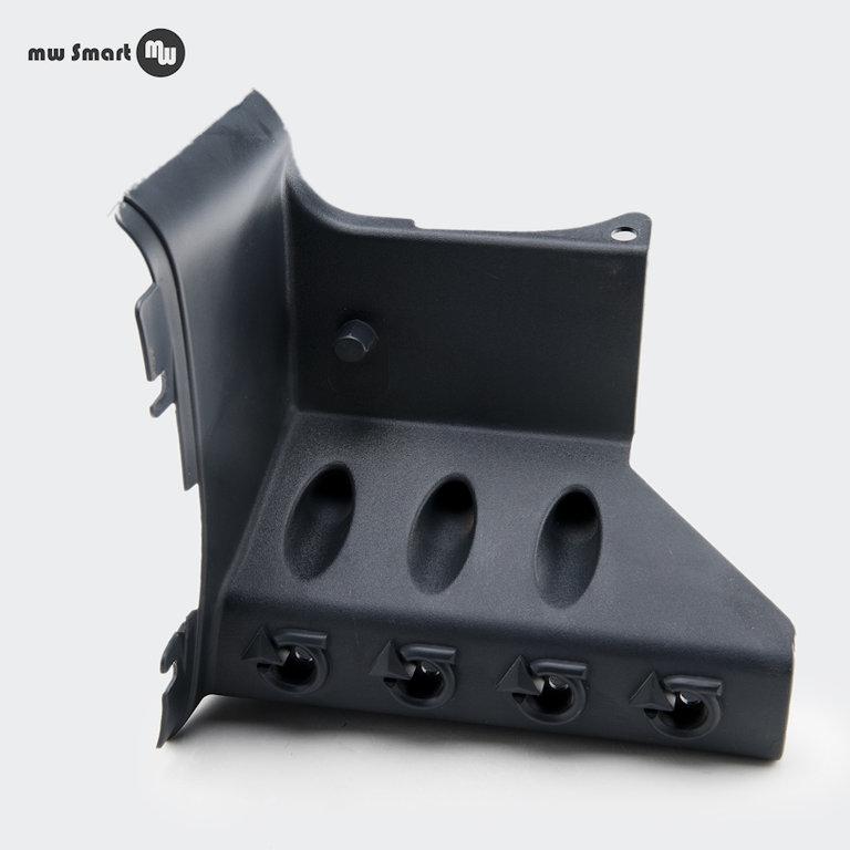 mittelkonsole unterteil verkleidung smart 450 blau. Black Bedroom Furniture Sets. Home Design Ideas