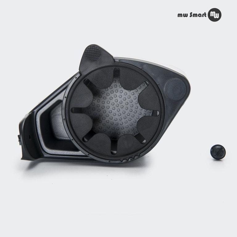 getr nkehalter smart 450 grau gebraucht. Black Bedroom Furniture Sets. Home Design Ideas