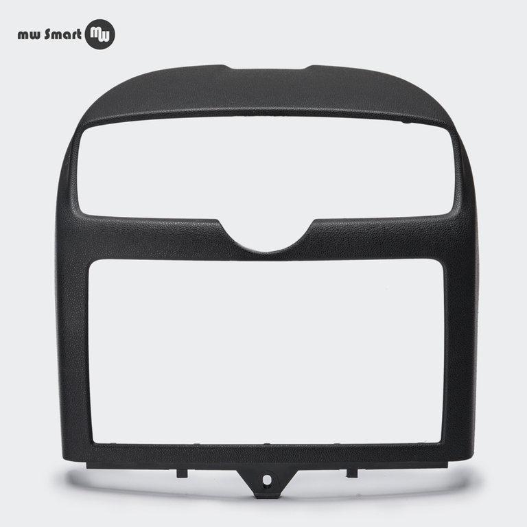 verkleidung mittelkonsole smart 451 vorfacelift a4516890537. Black Bedroom Furniture Sets. Home Design Ideas