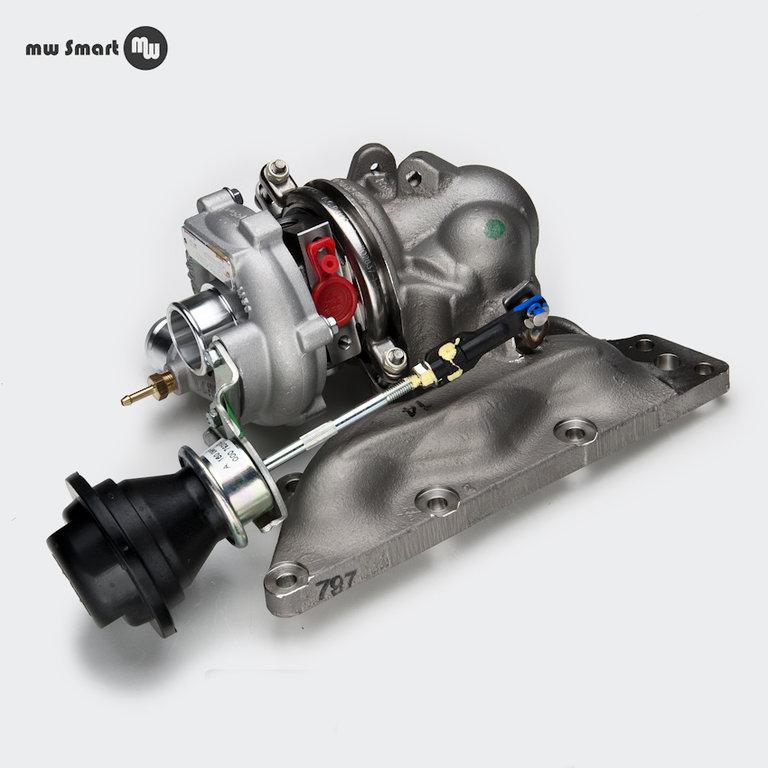 turbolader smart 450 roadster 452 698ccm 45 kw a1600960999. Black Bedroom Furniture Sets. Home Design Ideas