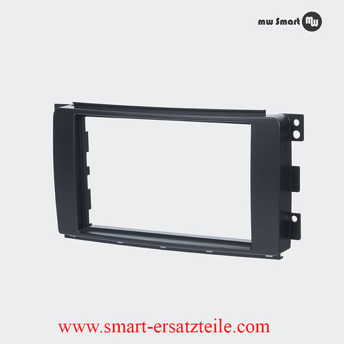 Radioblende Smart 451 Vorfacelift bis 09.2010 (4503812)