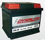 Batterie Smart 450 599ccm 12V/44 AH