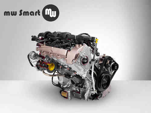 AT-Motor Smart Roadster 452 698ccm inkl. Einbau