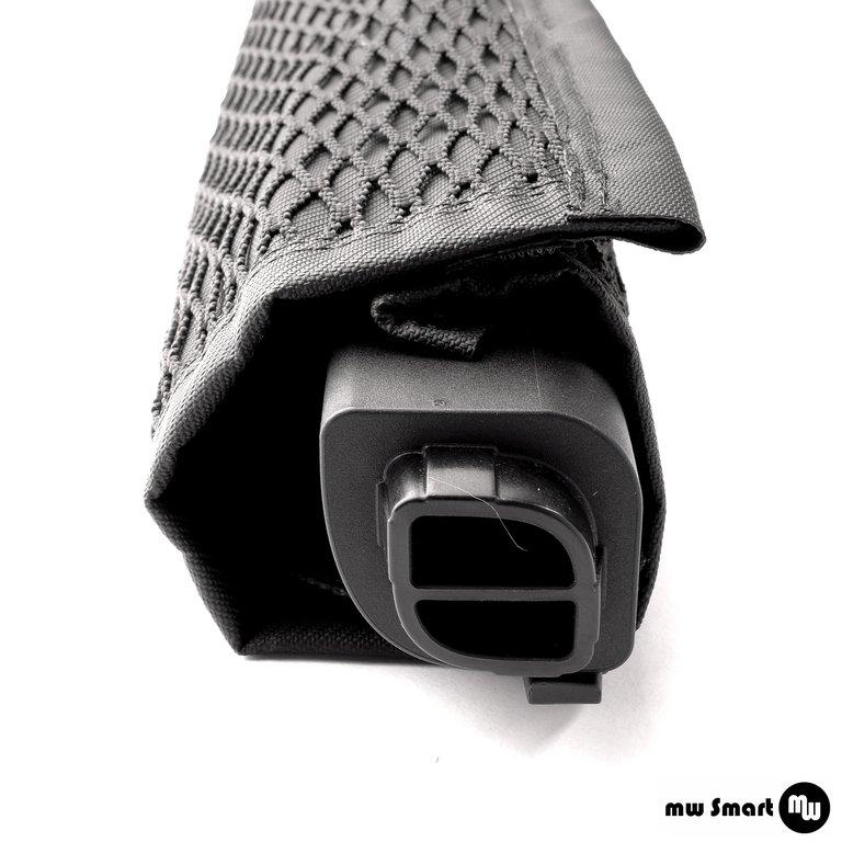 Smart Fortwo Gepäckraumabdeckung Abdeckung Rollo Netztasche C 451 A4518100009