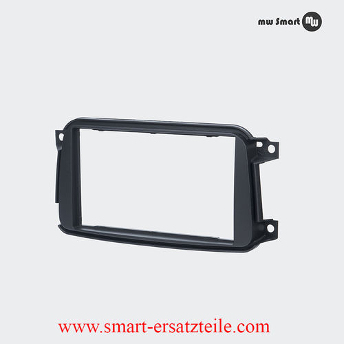 Radioblende Smart 451 Facelift ab 09.2010 (4504004)