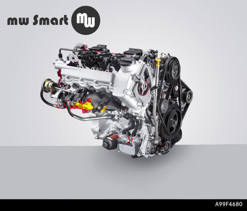 AT-Motor Smart Fortwo 451 Benziner 999ccm MHD