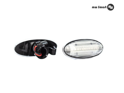Seitenblinker LED Smart 453 ForFour Set Neu